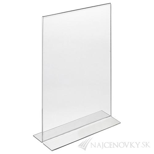 Plexisklový-držiak-na-menu-A4-na-výšku