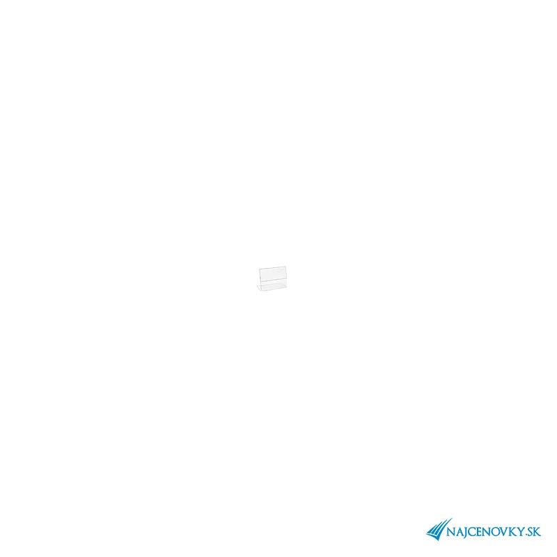 Plastová cenovka 40x30mm - Najcenovky.sk