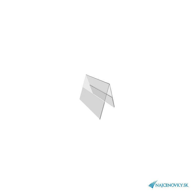 Stolový stojan tvaru A – 60x60mm