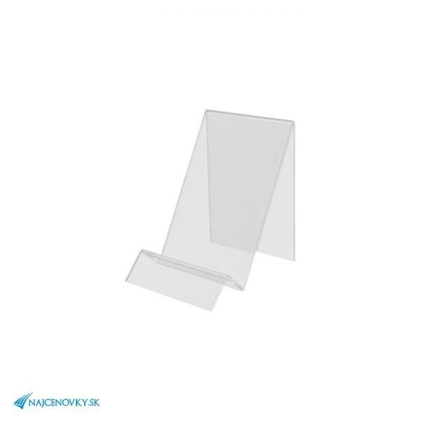 Plexisklový držiak na mobil a smartfón