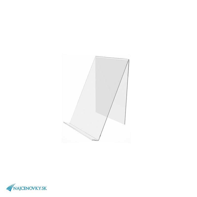 """Plexisklový stojan na 7"""" tablet"""