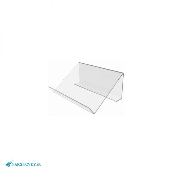 Stojan na 10 palcový tablet z plexiskla