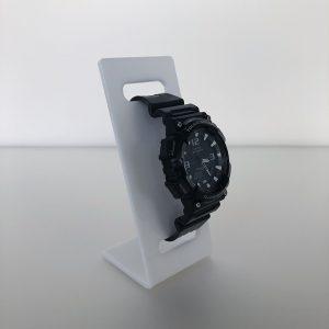Plexi stojanček na pánske hodinky